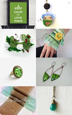 Calm for Paris, N 15 by Millie Ol on Etsy--Pinned with TreasuryPin.com