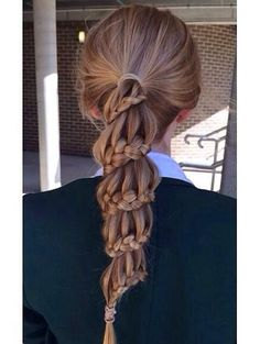 So Creative Hairstyles for Long Hair | Full Dose