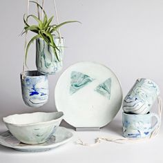Lara Ball's designs are simply to die for. Perfect for the gardener chick in all of us.