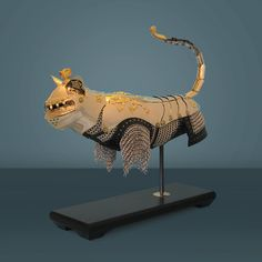 This guy makes suits of armor for cats - Imgur