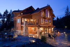 17 Most Magnificent Mountain Dream Houses