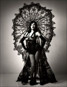 dita does gaultier