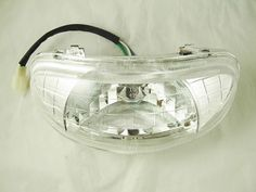 headlight as picture shown. 50cc Moped, 150cc Scooter, Chinese Scooters, Scooter Parts, Vespa Scooters, Motor Parts, Head Light, Lighting, Accessories