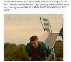 Well duh. Daddy direction has to keep everything in order.