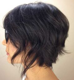 Short Haircuts for Thick Hair-15
