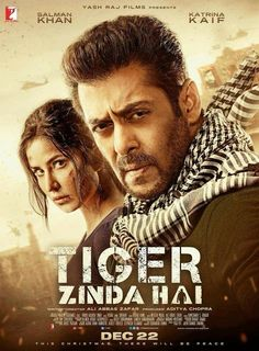Tiger Zinda Hai Hindi in HD - Einthusan Movies 2017 Download, Download Free Movies Online, Free Movie Downloads, Telugu Movies Download, Free Bollywood Movies, Bollywood Posters, Indian Movies Bollywood, Salman Khan, Musica