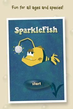 Sparkle Fish ($0.00) Free for 1st 4 stories - additional .99  With SparkleFish you can record creative words in your own voice for playback inside surprising, ad-lib stories. If you enjoy Mad Libs, then you'll really love SparkleFish. It's fun for all ages, species, individuals, groups, etc.  * Record your voice to complete each story  * Save your recordings and listen to them later