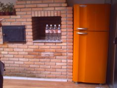 pintar a geladeira!!!