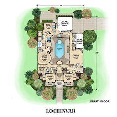 luxury home plans castle floor plan blueprints mexzhouse