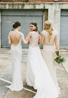 gold-bronze-copper-industrial-warehouse-wedding-bridal-inspiration-Hope-and-lace6