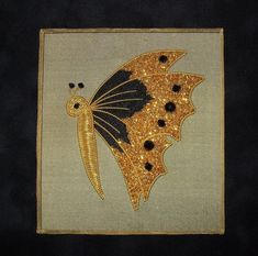 Medieval Butterfly by Alison Cole
