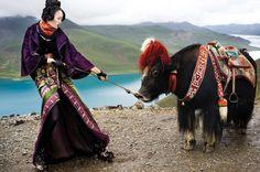 7 Days In Tibet: Harper's Bazaar Indonesia, November 2010 > photo 120566 > fashion picture