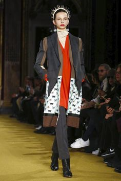 Undercover Ready To Wear Fall Winter 2016 Paris