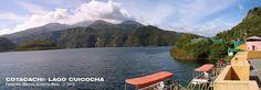 LAGUNA DE CUICOCHA, ECUADOR. Reserva Cotacachi Cayapas.