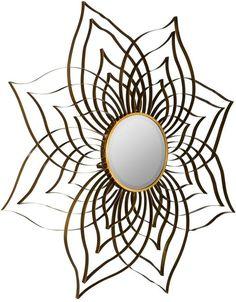 Cooper Classics Amanda Gold Decorative Mirror