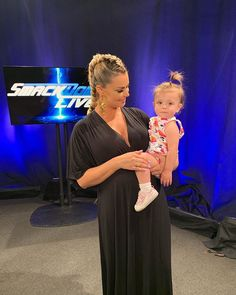 Maryse Wwe, The Miz And Maryse, Maryse Ouellet, Wwe Dean Ambrose, Cole And Savannah, Wrestling Divas, Total Divas, Pregnant Mom, New Baby Girls