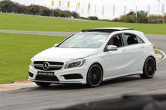 Mercedes Classe A: Mercedes-Benz Classe A 45 AMG no Brasil