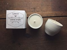 ESM | Ceremony Woodfire Candle