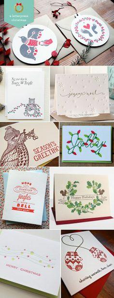 Pocket : A Letterpress Christmas, Roundup #6
