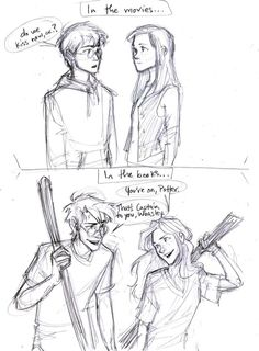 So true! I hate that people who havent read the books don't get why they are so awesome together!