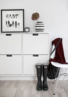 Utilizing your entryway