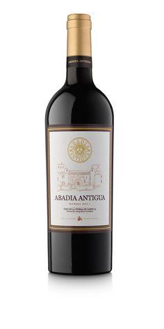 Abadia Antigua. Vino tinto de Castilla la Mancha.