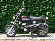 Aermacchi AMF Harley Davidson X-90 (1974)