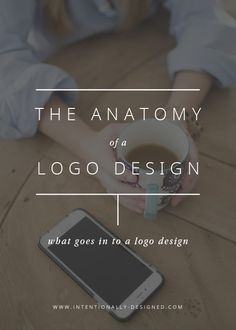 The Anatomy of a Logo Design | At first glance, a logo design seems simple. But there is so much more than meets the eye that goes into a logo design. Check out this post for all the details on logo design.