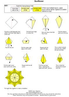 Teabag folding | Мое новое хобби: Tea Bag Folding