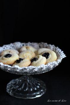 Whipped shortbread cookies - Biscotti di frolla montata - pasticceria da thè