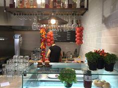 """""""Marktstand"""" des Streetfood-Marktes San Juan Mallorca"""