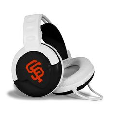 Koss PFJMLBSFG Fan Jams SF Giants Headphones for only $19.77 You save: $40.22 (67%)
