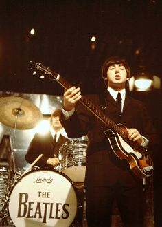 """PAUL AND RINGO """"LIVE ON STAGE"""""""