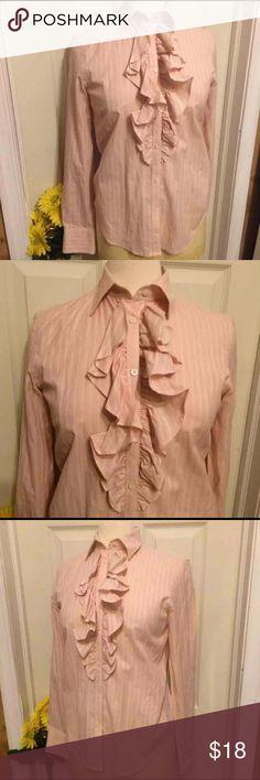 Lauren By Ralph Lauren Button Up Shirt Sz Small Lauren By Ralph Lauren Button Up Shirt Sz Small Lauren Ralph Lauren Tops Button Down Shirts