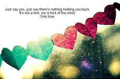 Snow Patrol / Just say yes Love And Lust, Love Is All, Snow Patrol Lyrics, Lyric Poem, Just Lyrics, Song Of The South, Music Wallpaper, Holy Ghost, Favorite Words
