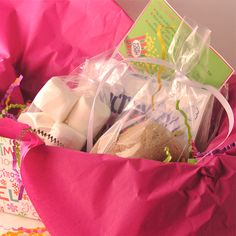 DIY Caramel Corn Gift Box!!