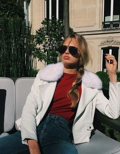 Romee Strijd | Off-duty style got a luxe makeover this season, thanks to the crew of social media–savvy models.