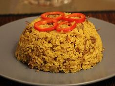 Colombian Arroz Atollado - with Pork, Beef, and Chicken Colombian Food, Colombian Recipes, Slow Cooker Recipes, Cooking Recipes, Cuban Recipes, Rice Recipes, Yummy Recipes, Comida Latina, Latin Food