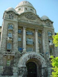 25 Things To Do in Hungary | Europe a la Carte Travel Blog - Gellért Thermal Baths - photo by Amanda Kendle