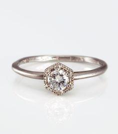 pretty please. #diamond #ring