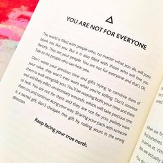 You are not for everyone   Rebecca Campbell