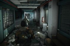Tom Clany's the division for ps4