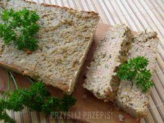 Pasztet mięsno-warzywny