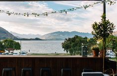 If you're really craving that perfect gin and tonic then look no further than Gin and Raspberry cocktail bar. Additionally, the other drinks as well as food are all pretty incredible along with the spectacular view of the lake.