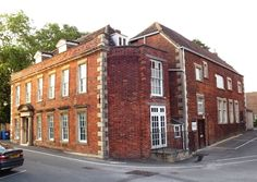 Bridge House, and the workshops at Studley Mill, Trowbridge Wiltshire.