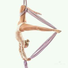 Aerial Silks are amazing! … | Aerial costume, Aerial dance ...