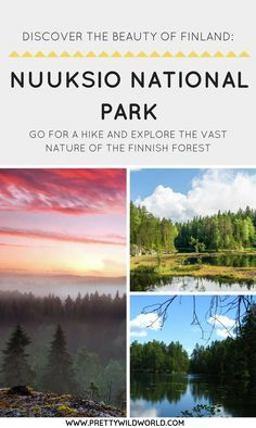 #NUUKSIONATIONALPARK #HELSINKI #FINLAND #TRAVEL #LOCALGUIDE | Things to do in Helsinki | Public Sauna in Helsinki | Places to visit in Finland | Helsinki points of interest | Visit Helsinki | Travel to Helsinki | Trip to Helsinki
