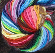 Yarnbow - handspun $34