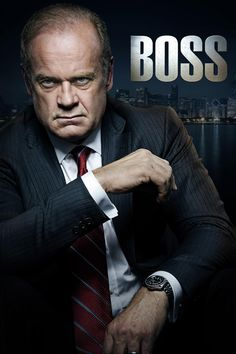 "My very first paid acting job was as an extra on ""Boss"" 6/26/12 :)"