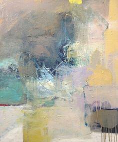 Bob Hunt - Incertitude #1 - MEDIUM: Original Acrylic on Canvas  SIZE: 36 x 30